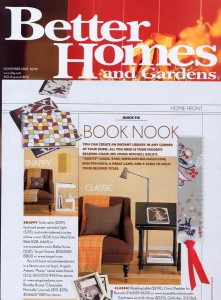 Better Homes & Gardens Nov 2003 L