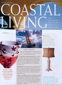 Coastal Living Sept 2003 L