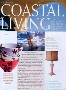 Coastal Living Sept 2003 L